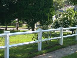rail fence styles. Vinyl Post And Rail Styles | Montgomery County PA Commercial \u0026 Residential  Fencing Rail Fence Styles