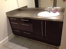 bathroom cabinet refacing before and after. Brilliant Bath Cabinet Refinishing Refacing Project Part 1 YouTube On Reface Bathroom Bathroom: Magnificent KItchen Before And After B