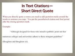 Quotation In Mla Image Result For Quotation Marks Mla Image Result For