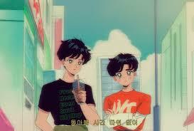 Exo, anime, kpop hakkında daha fazla fikir görün. Exo Anime Suho And 90s Image 6155425 On Favim Com
