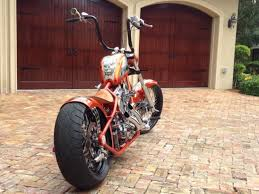 west coast choppers cfl bach built choppers