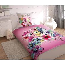 my little pony cm bed set comforter