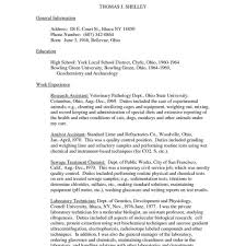 Vet Tech Resumes Samples Vet Tech Resume Veterinarian Resume