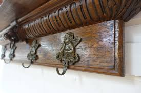 Coat Rack Melbourne 100th Century French Oak Coat Rack French Antiques Melbourne 30