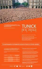 Calendario 2007 Mexico The Spencer Tunick Experience Zocalo Square Mexico City 2007