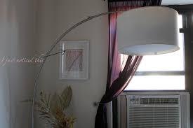 cb2 arc lamp