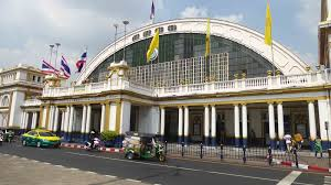 thailand has an extensive railway network and traveling by train is a good way to see the country but slower than bus travel the trains are comfortable and