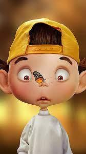 Cute Cartoon Dp For Boys - 1080x1920 ...