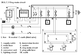 ring main wiring diagram uk wiring diagrams unph30 1