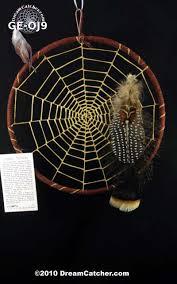 Spider Web Dream Catcher Extraordinary Gray Elk Ojibway Weave Dream Catcher 32 Inch DreamCatcher