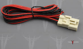 2007 2013 toyota tundra tweeter wire harness adapters metra 71-039c at Speaker Wire Harness Adapter