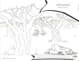 600x725 coloring pages jesus calls disciples coloring pages for kids. Gethsemane Teach Us The Bible