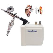 Airbrush Kit Mini Kompresor 12v A Vzduchový Kartáč Postřikovač Pro