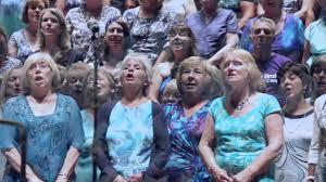 You Raise Me Up, Penny Brohn Community Choir & Gordano Gorgeous Chorus,  Colston Hall, 4th July 2015 - YouTube
