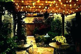solar string garden lights solar powered outdoor string lights solar string garden lights exotic outdoor string