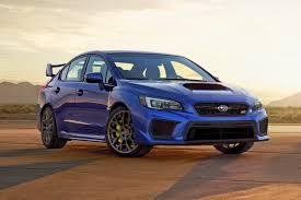 2018 Subaru WRX STI Review, Trims, Specs and Price - CarBuzz
