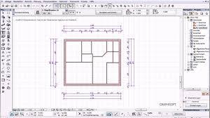 Archicad 16 Basics 6 Tut Autombemassungen Fenster Türen Youtube