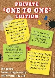 Sample Of Leaflet For Tuitions Ads Google Search Ads Examples