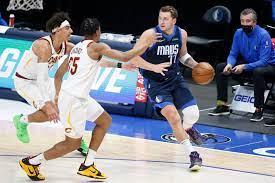 Dallas Mavericks at Cleveland Cavaliers ...