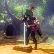 Zelda Breath Of The Wild Guide Trial Of The Sword