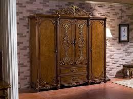 vintage antique furniture wardrobe walnut armoire. solid wood wardrobeantique wardrobe manufacturer from foshan china vintage antique furniture walnut armoire