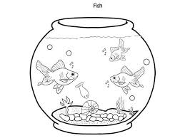 Small Picture Cheap Fish Tank Coloring Page NetArt