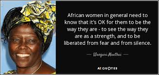 Great African Woman Quotes