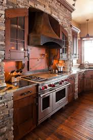 rustic kitchens in mountain homes 04 1 kindesign