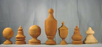 wood finials teri vriety lyered fms nd veled wooden for bed posts uk unfinished home wood finials