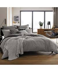 standard pillow shams. Kenneth Cole Reaction Home Oxford Standard Pillow Sham In Grey Stripe Shams