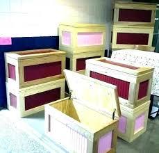 personalized dog toy box personalized toy box personalized toy chests custom chest wooden handmade box hope