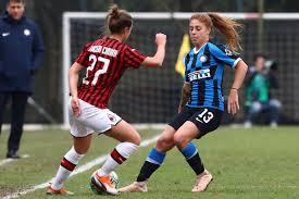 Anteprima: The AC Milan Women vs Inter Milan in the Derby ...