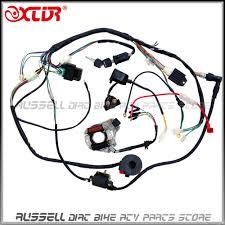 online buy whole 125cc atv from 125cc atv whole rs 50cc 70cc 110cc 125cc atv quad full electrics cdi coil rectifier wiring harness