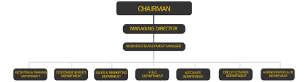 Business Organizational Chart Classy Organization Chart Security Guard Company Malaysia