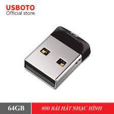 USB Ô TÔ 64GB NHẠC HÌNH - USB Nhạc Hình - Nhạc Tiếng Ô tô