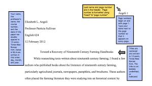 Research Paper Heading Format Mla Cover Page Section