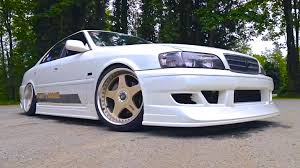 Manga-Inspired Toyota Chaser With An Edge | Supra Sedan - YouTube