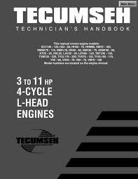 ohh50 Tecumseh Manual - Download Documents / eBooks