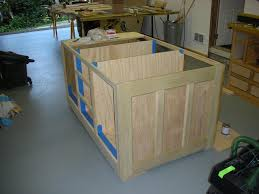 ... How To Build A Kitchen Island Using Cabinets Kitchen Island Cabinet  With How To Build Kitchen ...