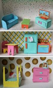 make your own barbie furniture. Image Result For Diy Doll Furniture Make Your Own Barbie
