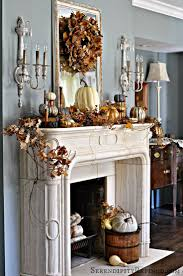 Fireplace Decorations For Christmas Decor  GylesHomescomFireplace Decorations
