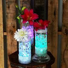 Vase lighting Crackle Submersible Floralyte Vase Light Aliexpresscom 50pcs Wedding Centerpiece Under Vase Lighting 3cm Mini Led