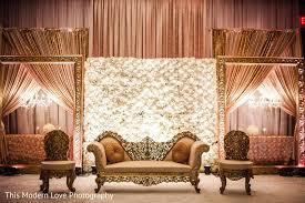 Sweetheart stage in Atlanta, GA Pakistani Wedding by This Modern Love  Photography | Maharani Weddings