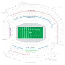Eagles Seating Chart Philadelphia Eagles Seating Hrhag Info
