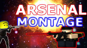 Only 1 broken moment credits to kai for thumbnail credits to the song used track: Arsenal Montage 7 Roblox Highlights Youtube