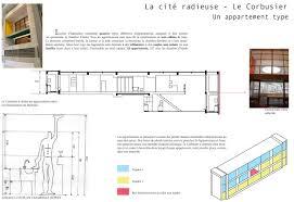 Plan Appartement Le Corbusier Infos Et Ressources