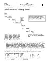 Stair Step Conversion Chart 26 Printable Metric Conversion Table Forms And Templates