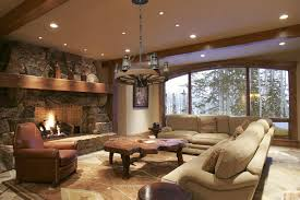 Reccesed Living Room Lighting Ideas