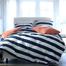 blue and white striped bedding blue and white stripe bedding st cabana stripe lightweight down comforter blue and white striped bedding