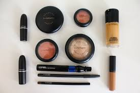 review m a c cosmetics s